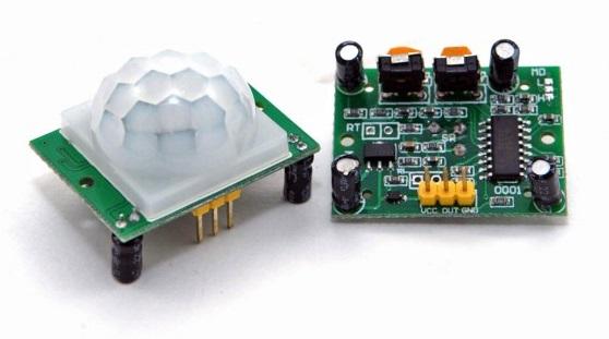 Meccanismo Complesso - PIR motion sensor SR501