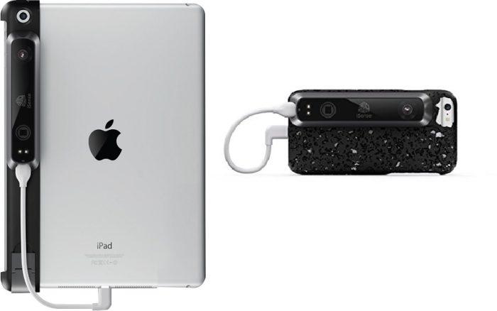 scanner-3d-isense-per-ipad-e-iphone