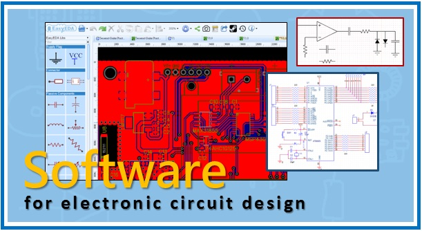 Software for electronic circuit design – Meccanismo Complesso