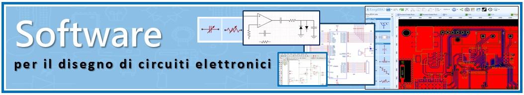 Meccanismo Complesso - Software per il disegno di circuiti elettronici