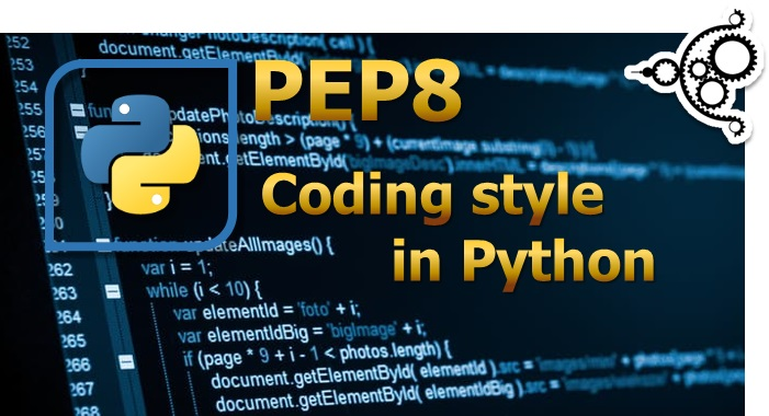 Meccanismo Complesso - Pep 8 Coding style in Python main