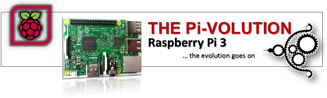 Meccanismo Complesso - The Pi-volution Raspberry 3 eng