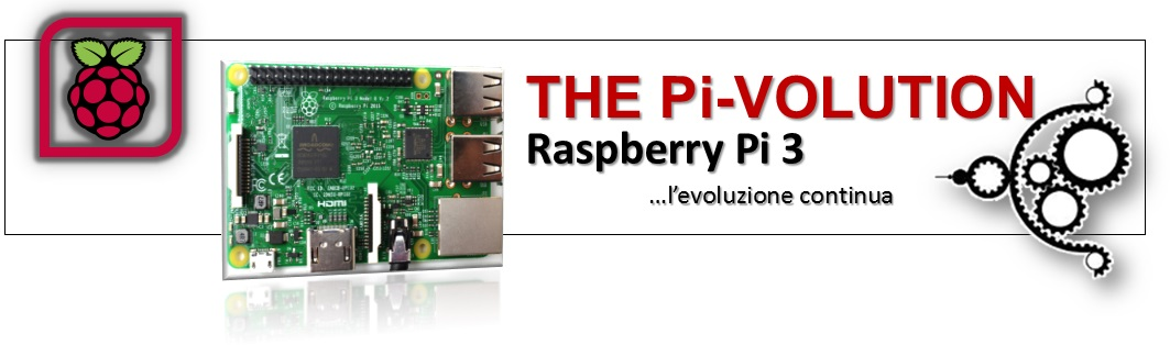 Meccanismo Complesso - The Pi-volution Raspberry 3 ita
