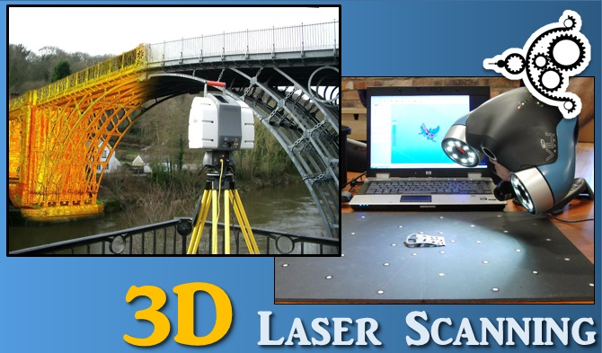 3D Laser Scanning - Meccansimo Complesso
