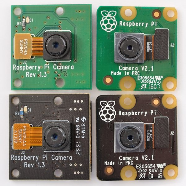PiCamera & Python - programming a webcam on Raspberry Pi