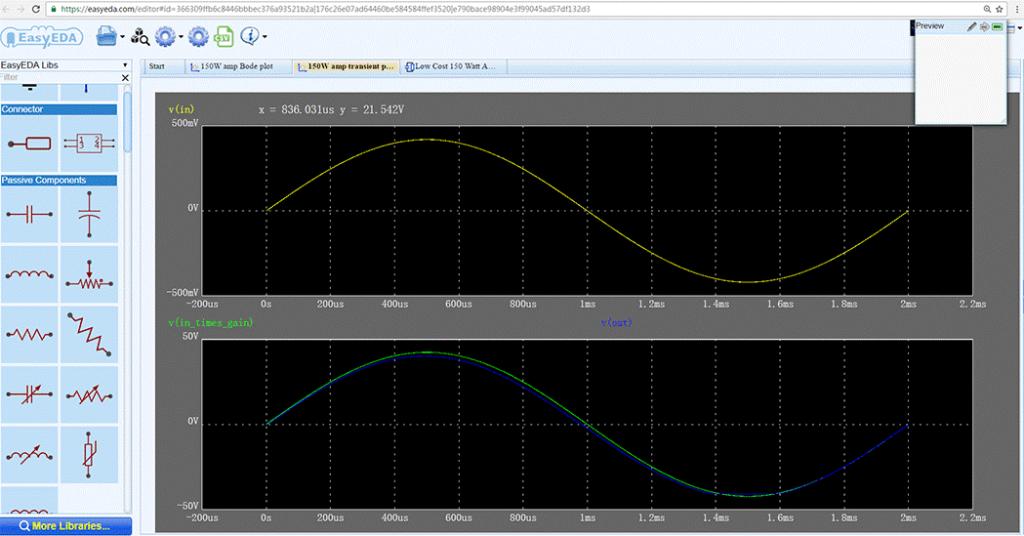 Schemi Elettrici Programma Gratis : Software for electronic circuit design
