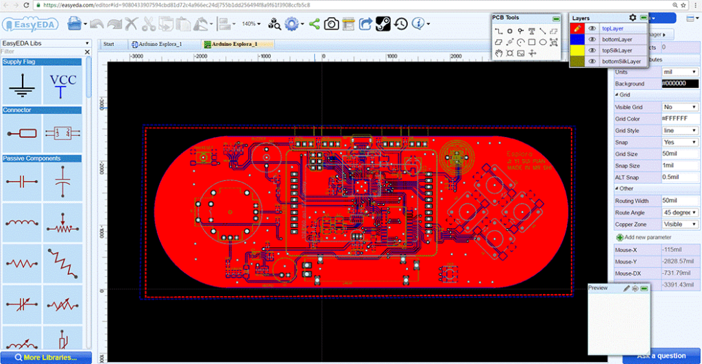 Software For Electronic Circuit Design Meccanismo Complesso