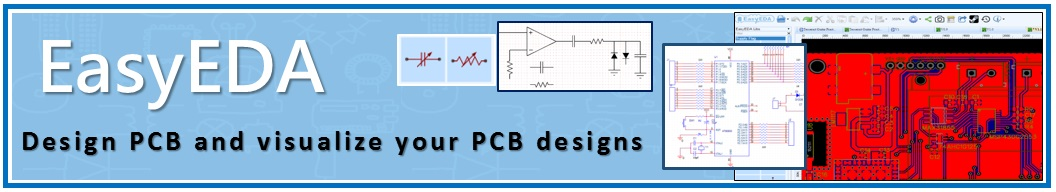 Design PCB and visualize your PCB designs with EasyEDA – Meccanismo ...
