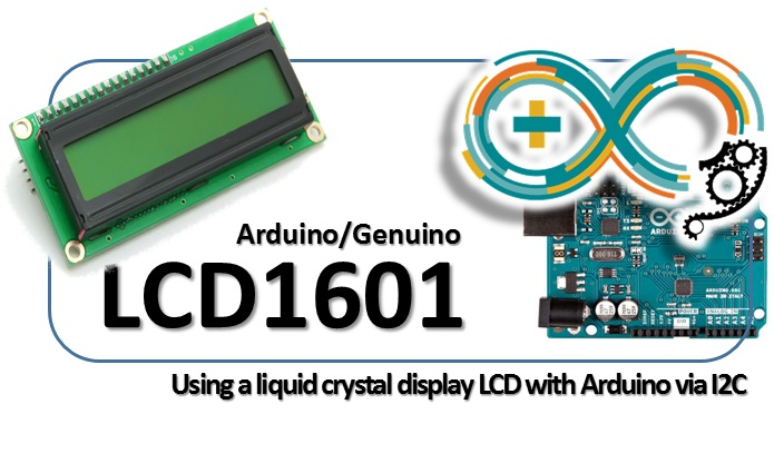 Arduino LCD1602 - Using a liquid crystal display LCD with Arduino m