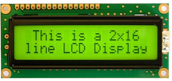 LCD1602 - Using a liquid crystal display LCD with Arduino via I2C