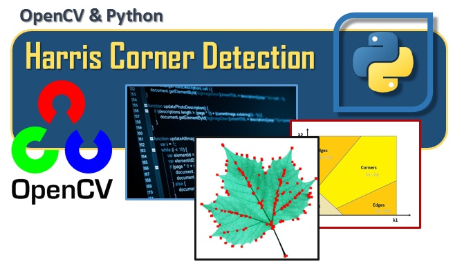 OpenCV & Python - Harris Corner Detection - method to detect