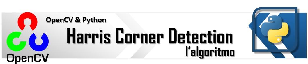OpenCV & Python - Harris Corner Detection - method to detect corners