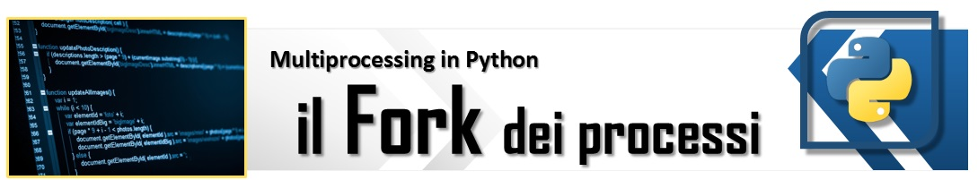 Multiprocessing in Python - il fork dei processi