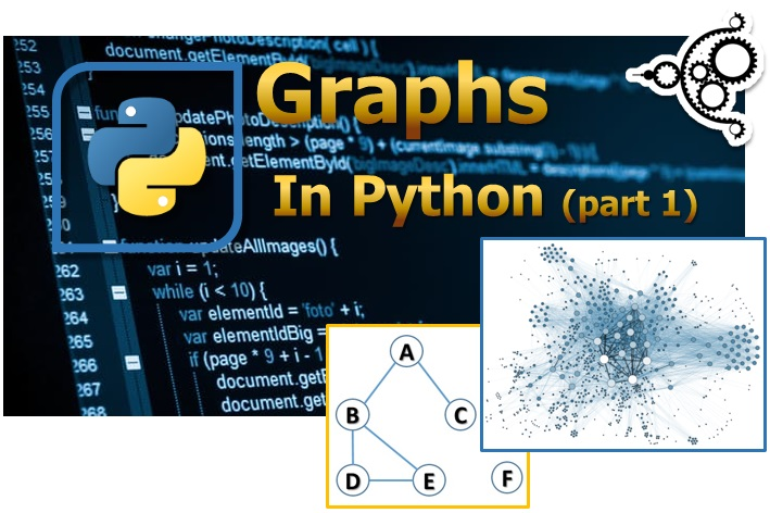 Graphs in Python - part 1 main