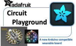 adafruit circuit playground - a new arduino compatible wearable board main