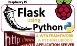 Flask - a web server on Raspberry Pi using Python m