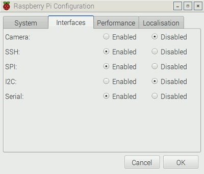 How to - Raspberry - SSH enabling from desktop 2