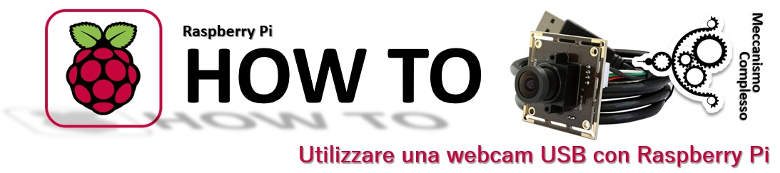 Come utilizzare una webcam USB su Raspebrry Pi