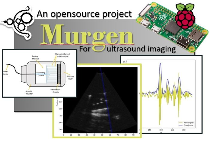 Murgen - an opensource project for ultrasound imaging