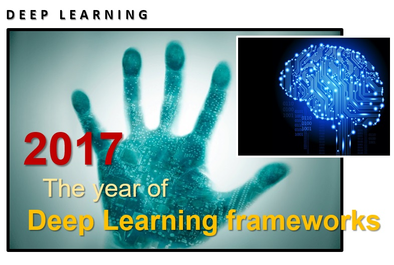 2017 the year of Deep Learning frameworks