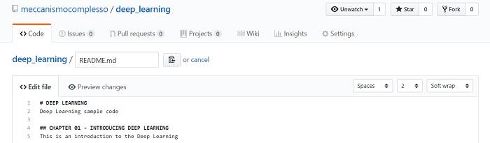sample readme file for software