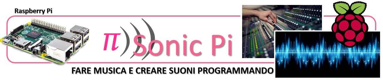 Sonic Pi fare musica e creare suoni programmando con Raspberry Pi