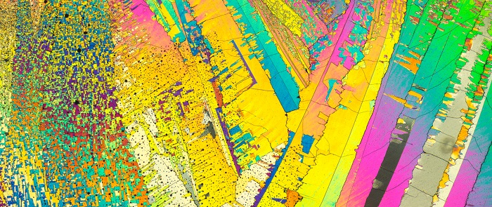 sulfur image of microscope by Justin Zoll