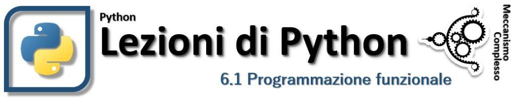 Lezioni di Python - 6.1 Programmazione f