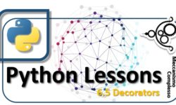 Python Lesson - 6.5 Decorators m