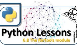 Python Lessons - 6.8 The itertools module