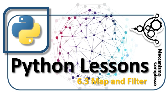 Python lessons - 6.3 Map and Filter m