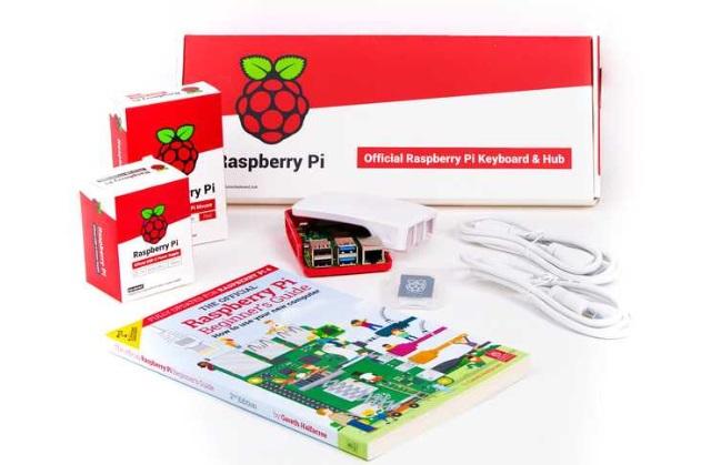 Raspberry Pi 4 - Desktop kit