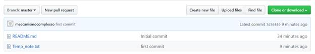 Clonare un repository da GitHub 06