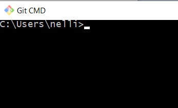 Git CMD per windows
