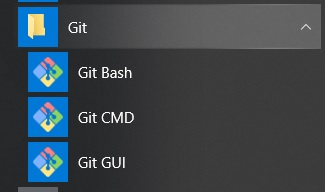 Git for windows icone