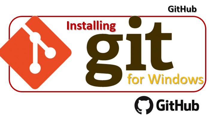 Installing Git for Windows
