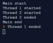 Thread in Python - Join 2