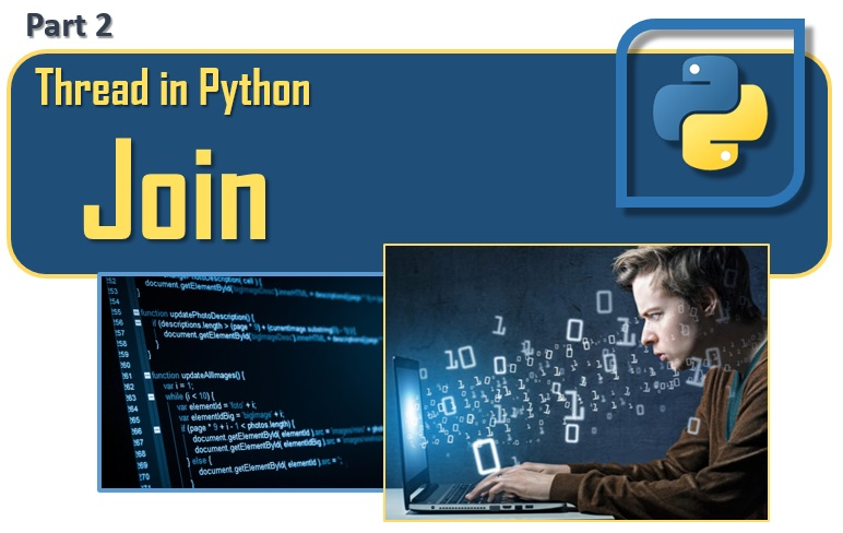 Thread in Python - Join (part 2)