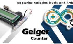 Geiger Counter - Measuring radiation levels with Arduino