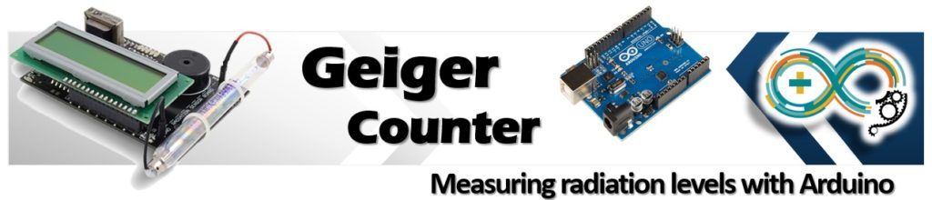 Geiger Counter - Measuring radiation levels with Arduino h