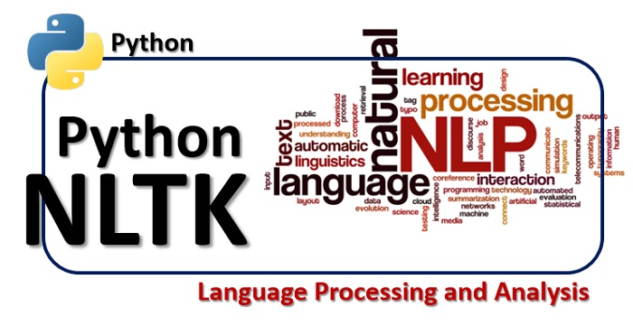 NLTK (Native Language Tool Kit) la libreria Python per il Language Processing and Analysis