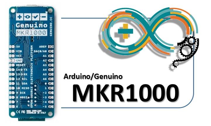 Meccanismo Complesso Arduino genuino MKR1000