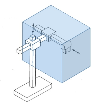Spazio di lavoro varia con la configurazione