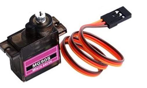 Micro Servo Motore MG90S