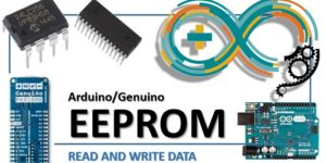 The EEPROM on Arduino - read and write data permanently