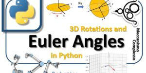 3D Rotations and Euler Angles in Python