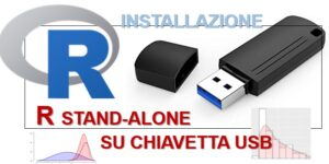 Installazione di R stand-alone su chiavetta USB da Windows