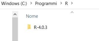 R - download di CRAN dal sito ufficiale 3