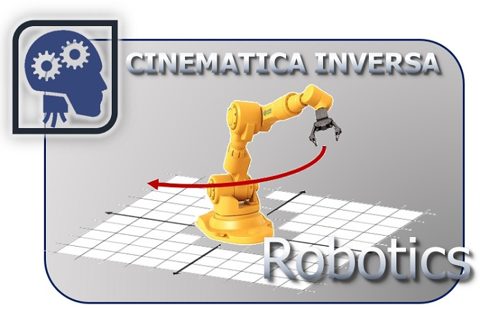 Robotica - Cinematica Inversa
