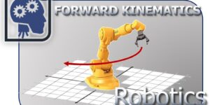 Robotics - Forward kinematics